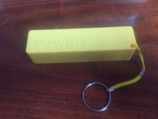 Bateria portatil 2200mAh. Power bank