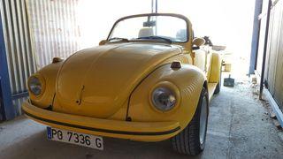 Volkswagen Escarabajo Descapotable