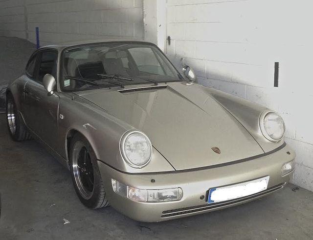 Porsche 911 964 Piezas Solo Piezas El Coche No De Segunda Mano Por