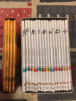 FRIENDS Serie en DVD T1-2 y 9