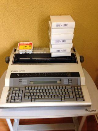 Maquina escribir electrica