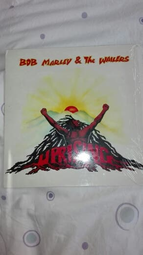 Disco vinilo,BOB MARLEY & The Wailers