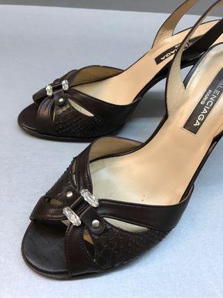 Zapatos tacon BALENCIAGA