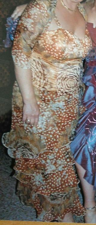 Vestido fiesta Geyma