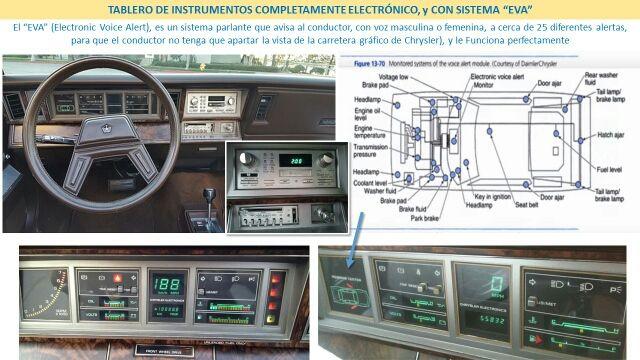 Chrysler LEBARON TURBO 2.2 140CV CABRIO