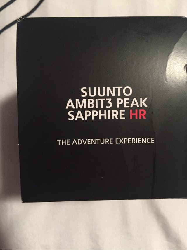 Suunto Ambit 3 Peak Zaphire HR