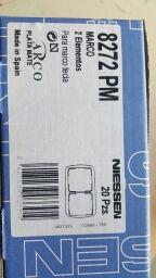 marco doble niessen Nie 8272PM plata mate