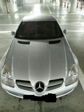 Mercedes SLK 200K R171