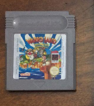 Super Mario Land 3 (Wario Land