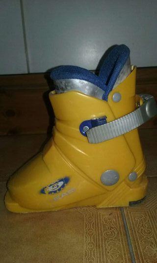 Botas de ski Head.