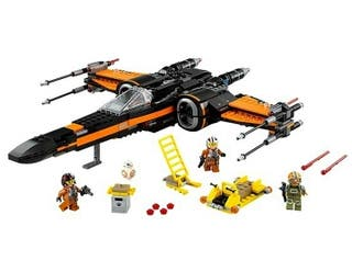 X-Wing compatible Lego Star Wars
