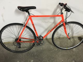 Bicicleta carretera fixed talla m