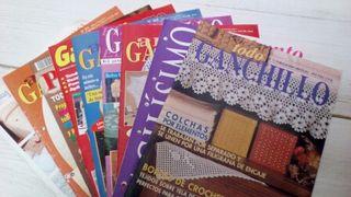 9 revistas de ganchillo