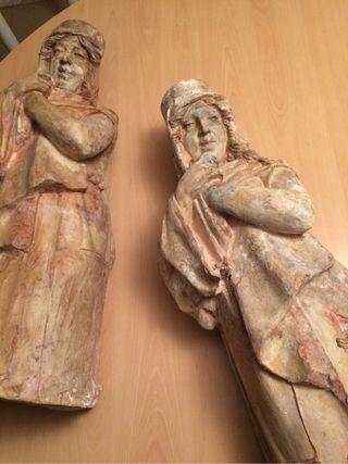Figuras de terracota antiguas