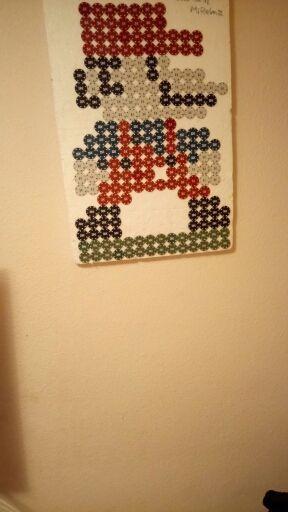 cuadro Mario bros