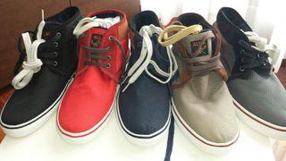 zapatillas ALL X numeros 42