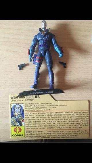GIJOE Cobra Destro