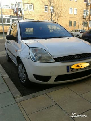 Ford fiesta comercial1,4TDCI