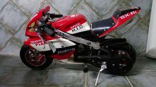 Mini moto gasolina