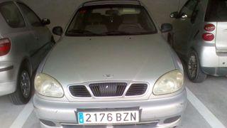 Daewoo Lanos, 2002, 108.000 km, 4 puertas, gasolina.