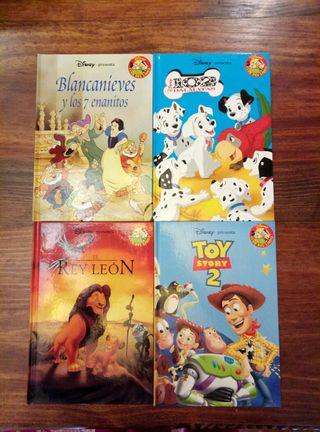 Libros Disney
