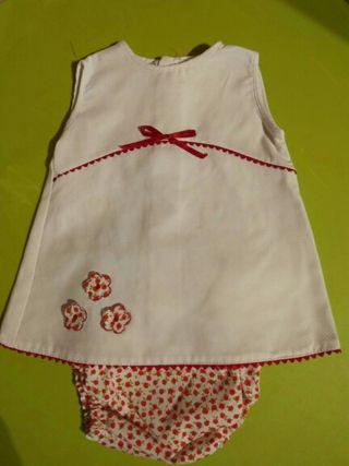 ropa de niña bebe