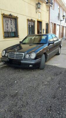 Mercedes-benz E 300 1996
