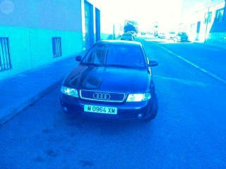 Audi A4 gasolina 1800 125 cv.