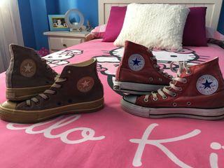 Zapatillas converse n 37,5 (4,5)