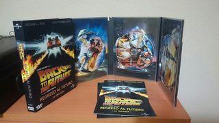 Regreso al futuro trilogia dvd