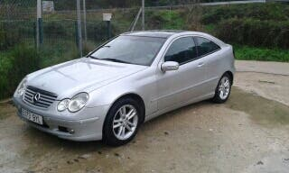 Mercedes-Benz CL Coupe 2002