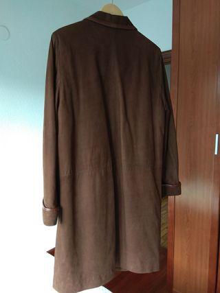 abrigo de ante