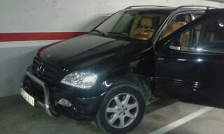Mercedes-Benz ml270 2001