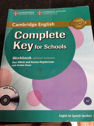 Cambridge English. Workbook