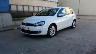 volkswagen golf vi cr bluemotion advance