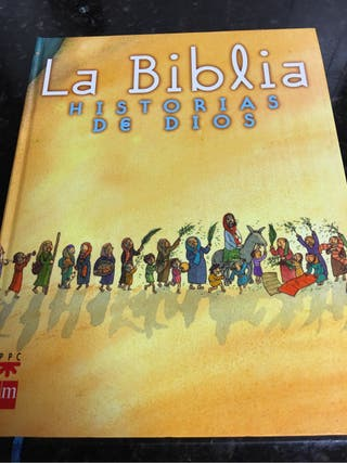La Biblia. Historia De Dios