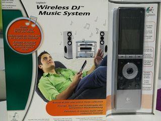 Transmisor audio inalámbrico WiFi Logitech Dj