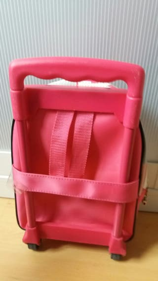 mochila con ruedas niña