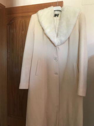 Oferta!!! Magnifico abrigo ideal ceremonia.