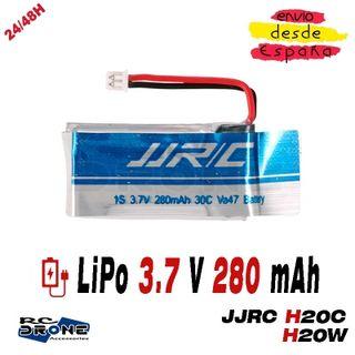 Batería JJRC LiPo 3.7V 280mAh