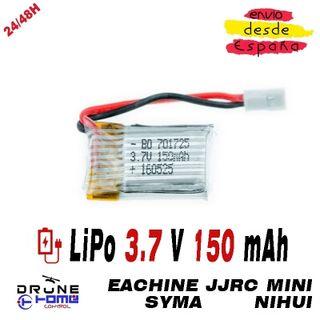 Batería LiPo 3.7V 150mAh