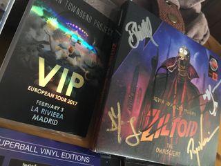 Devin Townsend VIP pack CD