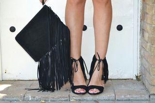 Sandalias De Zara Por Mano N°38 30 € Flecos Segunda Etiqueta En Con 9EIDWH2