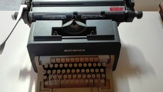 lote maquinas de escribir