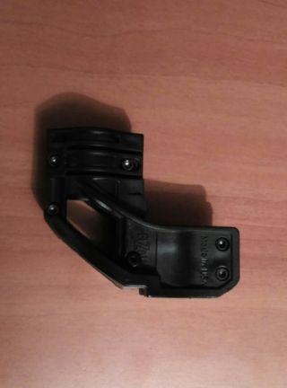 Airsoft Soporte de linterna para M4