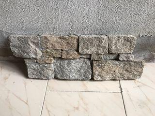 Zocalo de piedra