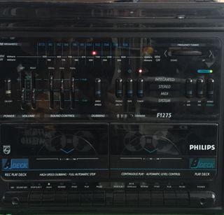 Minicadena musica Philips F1275/30