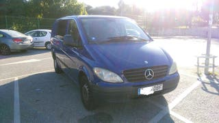 Mercedes-benz Vito 111cdi Larga con cama