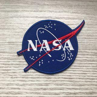 Parche astronauta NASA