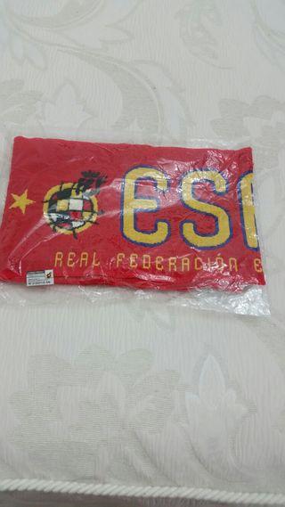 bufanda de fútbol